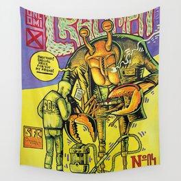 CRABMEN - SUPER FICTION COMICS NO. 04/2015 Wall Tapestry