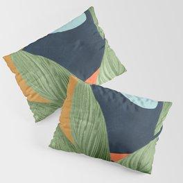 Nature Geometry VIII Pillow Sham