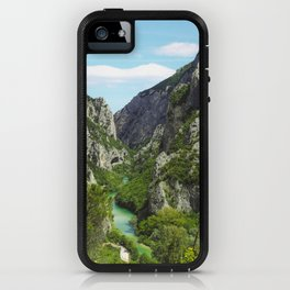 Gola del Furlo iPhone Case