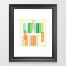 7-up Framed Art Print