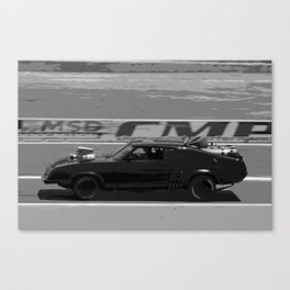 Mad to the Max Canvas Print