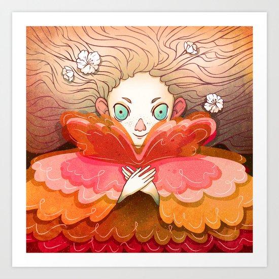 Fairy Queen Art Print