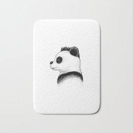 Punk Panda Profile Bath Mat