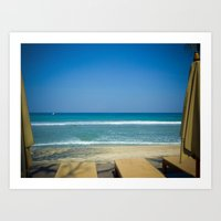 indonesia Art Prints featuring Lombok, Indonesia by Alex Faundez
