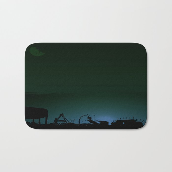 Bleeding Night Fair Bath Mat