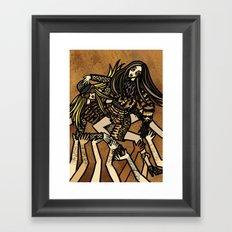 file 088. girls gone wild Framed Art Print