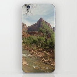 Zion Watchman iPhone Skin