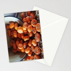 Mini Pumpkins Stationery Cards