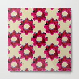 IMPROBABLE GREASE REEL pat. Metal Print