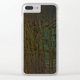 Concept landscape : Mystic mood in the city Clear iPhone Case