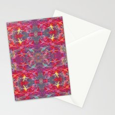 Sirena on fire. Stationery Cards