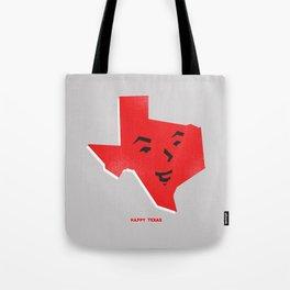 Happy Texas Tote Bag