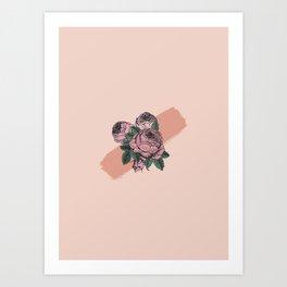 Floralia Art Print