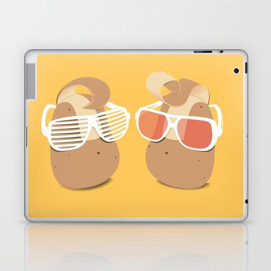 Cool Potatoes Laptop & iPad Skin