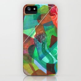 Enav iPhone Case