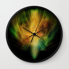 New World Hypostasis: One Wall Clock