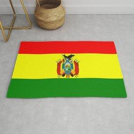 Flag of Bolivia Rug