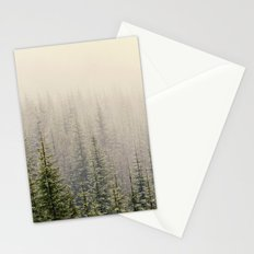 Mountain Haze Stationery Cards