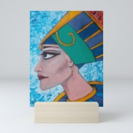 NEFERTITI Mini Art Print