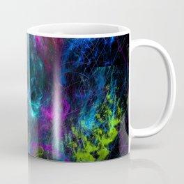 Thunder Exhalation (totem, visionary, psychedelic) Coffee Mug