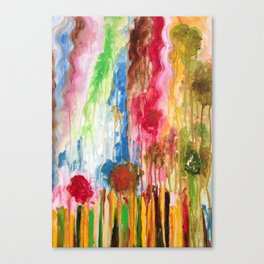 Glory Rain, 2012 Canvas Print