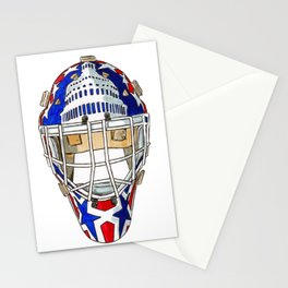 Beaupre - Mask 1 Stationery Cards