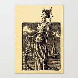 DELINDA Canvas Print