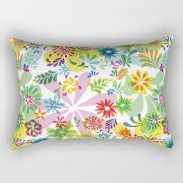 Flowerpower_2 Rectangular Pillow