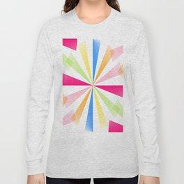 Spinning Wheels Long Sleeve T-shirt