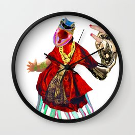 YOUNGBLOOD PRIEST Wall Clock