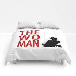 Irene Adler, The Woman - Sherlock Holmes Comforters