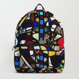 Beauty in Brokenness Andreas 4 Backpack