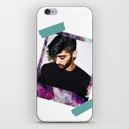 Zayn Malik Polaroids iPhone Skin