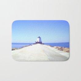 Scenic Lighthouse Bath Mat