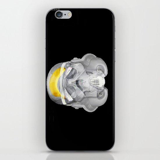 stormtrooper x-ray iPhone & iPod Skin