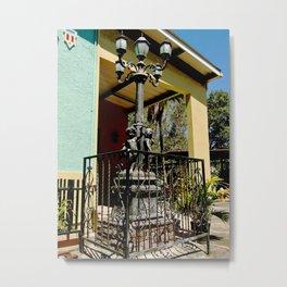 """Old """"Faro de luz"""" Metal Print"""