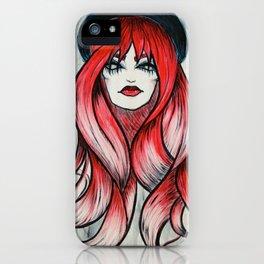 Emilie iPhone Case
