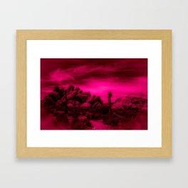 Joshua Tree #36 Framed Art Print