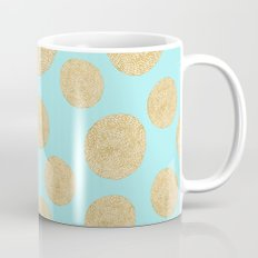 Straw Cushion Pattern Mug