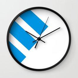 OM 1992 Wall Clock