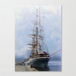 Regata Cutty Sark/Cutty Sark Tall Ship's Race Canvas Print