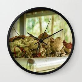 Victims' Bones, Cambodia Wall Clock