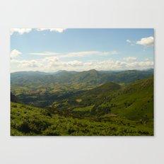 LA RHUNE Canvas Print