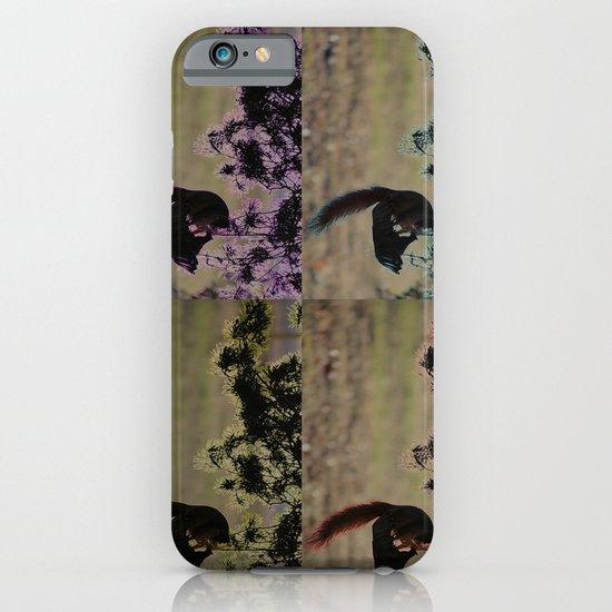Greedy Squirrel II iPhone & iPod Case