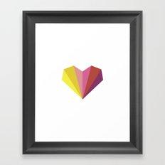 5ww Framed Art Print