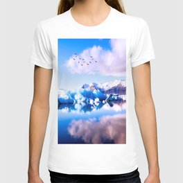 Frozen Journey to the Νorth T-shirt
