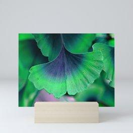 Ginkgo leaf Mini Art Print
