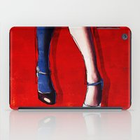 legs iPad Cases featuring Legs by Ed Pires