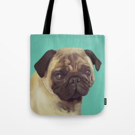 PUG! Tote Bag