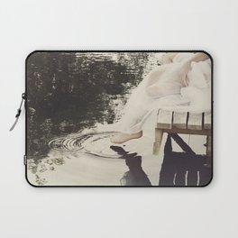 off the jetty Laptop Sleeve